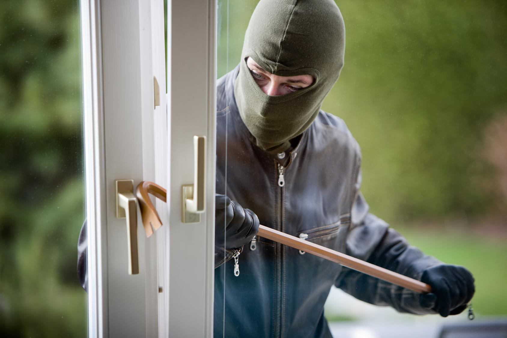 Protect Your Home Against Burglary