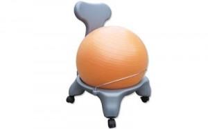 the kneeling chair vs the yoga ball chair battle for ergonomics