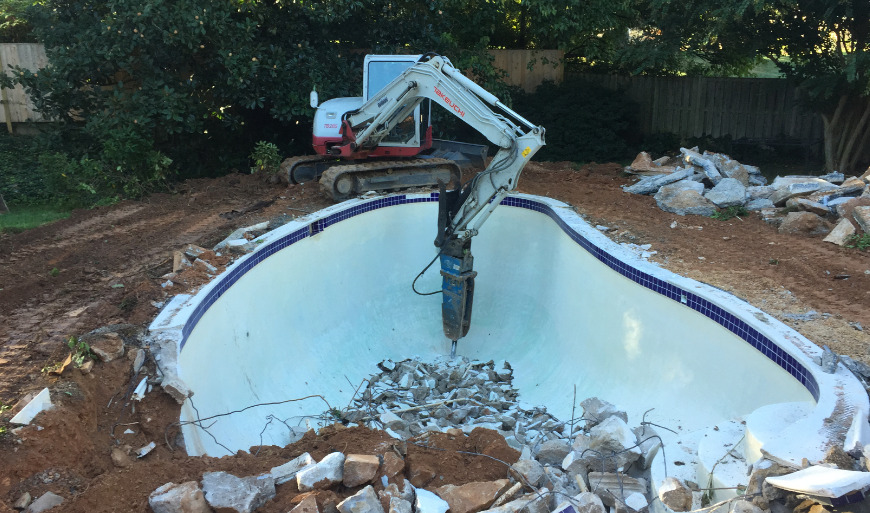Reasons to Remove the Pool in Your Backyard
